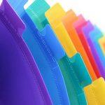 24poches Expanding dossier de fichiers/A4extensible Trieur Ménager/portable accordéon File Folder de la marque Lenhart image 3 produit