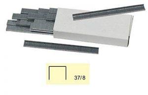 Agrafes agrafes 37/8, 8mm longueur, 5000 PACK pièce de la marque E+N Deko image 0 produit