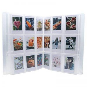 Albus Store 288 Pochettes Mini Album photo pour Fujifilm Instax Mini 7s 8 8+ 9 25 26 50s 70 90 Film, carte de visite et photos de 3 pouces de la marque Ablus Store image 0 produit