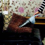 Black & Decker NVB215WAN-QW Dustbuster Aspirateur à main Gris 0,37 L de la marque Black & Decker image 4 produit