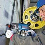 Bosch Professional Marteau perforateur professionnel, 06112A3000 830 wattsW, 230 voltsV de la marque Bosch image 1 produit