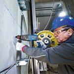 Bosch Professional Marteau perforateur professionnel, 06112A3000 830 wattsW, 230 voltsV de la marque Bosch image 2 produit