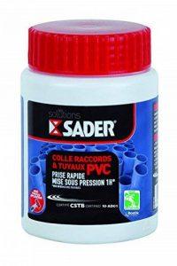 Bostik SA 020451 Colle tuyaux PVC Boîte pinceau de 250 ml de la marque Sader image 0 produit