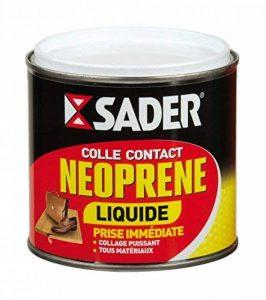 Bostik SA 021243 Colle contact néoprène liquide Boîte de 500 ml de la marque Sader image 0 produit