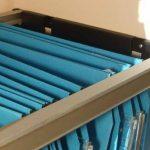 Cadre auto-porteur pour dossiers suspendus A4 pour armoire bois ou métal de la marque KIT-CLASS® image 2 produit