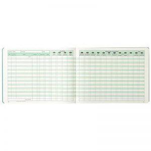 cahier de comptabilité exacompta TOP 8 image 0 produit
