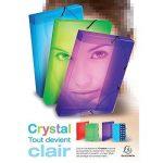 classeur souple transparent TOP 8 image 2 produit