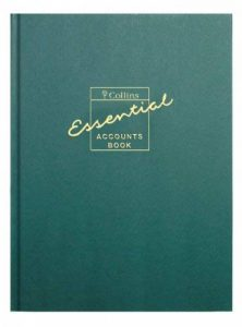 Collins EAB1 Essential Livre comptable (en anglais) (Import Royaume Uni) de la marque Collins image 0 produit