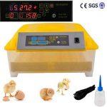 Couveuse automatique 48 oeufs Appareil à couver Incubateur Volaille Eleveurs Incubateur d'oeufs automatique numérique de la marque OUTAD image 1 produit