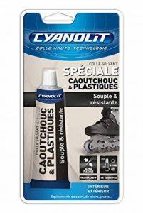 CYANOLIT 33300006 Colle Spéciale Caoutchouc & Plastiques, Transparent de la marque Cyanolit image 0 produit