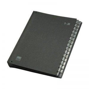 Elba 42418SW Trieur à documents 1-31 (Noir) de la marque Elba image 0 produit