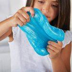 Elmer colle pailletée, 6oz Bouteilles de lavable en machine, 3, Rouge/Jaune/Bleu (E317) de la marque Elmer's image 3 produit