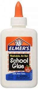 Elmer de lavable école Colle 0,1l/118ml (lot de 6) de la marque Elmer's image 0 produit