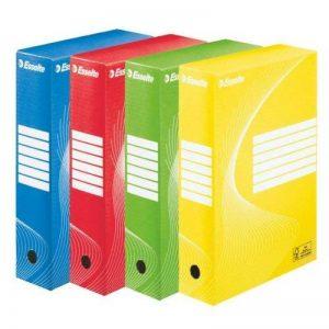 Esselte Boites d'archives Vivida Boxy 80 Assortis (lot de 10) de la marque Esselte Group image 0 produit