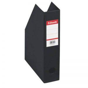 Esselte-Leitz 56007 Porte-revues format A4 en carton et PVC (Noir) (Import Allemagne) de la marque Leitz image 0 produit