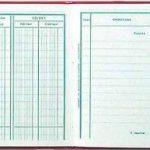 Exacompta - 13501E - Carnet de Position de Compte - 48 Pages - Coloris aléatoire de la marque Exacompta image 3 produit