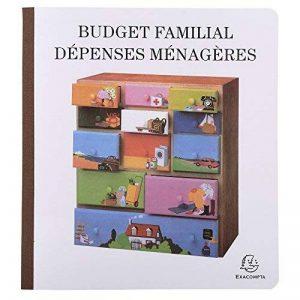 Exacompta - 78E - Piqure Budget des Dépenses Ménagères - 27/25-56 Pages de la marque Exacompta image 0 produit