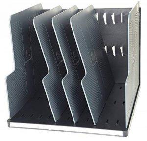 Exacompta Ecoblack Module de classement 30 x 28,80 x 25,50 cm Noir/Gris Souris de la marque Exacompta image 0 produit