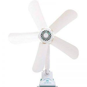 Fafesh Ventilateurs Ventilateur portatif, ventilateur de bureauLe petit ventilateur ventilateur mural ventilateur clip petit ventilateur, ventilateur de plafond 5 ventilateur pince lame de la marque Fafesh image 0 produit