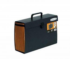 Fellowes 9352101 Trieur Accordéon Handifile Bankers Box - Noir de la marque Fellowes image 0 produit
