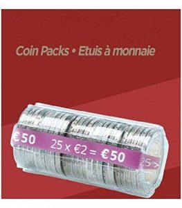 FORMAREC - Lot de 100 etuis - Coques pour mise en rouleau des pièces de 2.00 EURO. de la marque FORMAREC image 0 produit