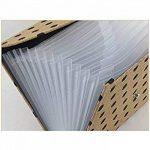 Gossipboy Grille extensible Portable accordéon A4file Folder Document Wallet Malette Tissu Lin Business File Sac de Organiseur 13poches de la marque Gossip Boy image 1 produit