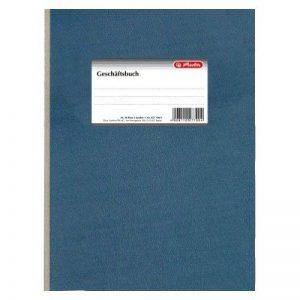 Herlitz 277004 Livre de comptabilité A4 ligné + colonnes 96 feuilles papier 80g/m² (Import Allemagne) de la marque Herlitz image 0 produit