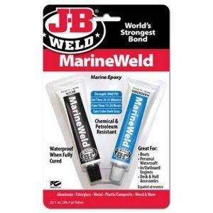 J-B Marine Weld Colle époxy de la marque J-B MarineWeld Epoxy Adhesive image 0 produit