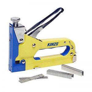 Kinzo 871125279439 Ensemble 3 en 1 agrafeuse et agrafes Jaune de la marque Kinzo image 0 produit