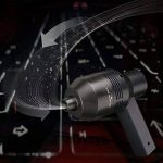 Kit d'Aspirateur Clavier Rechargeable ECHTPower Mini USB Aspirateur Sans Fil Portable pour Clavier Keyboard Ordinateur Souris PC, Boîtes Satellite TV, DVD, Nettoyage à Brosse de Poussière PC, Boîtes Satellite TV, DVD, Noir de la marque ECHTPower image 1 produit