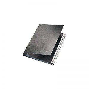 Leitz Classeur-Trieur, Onglets 1-31, 32 Compartiments, A4, Noir, 58310095 de la marque Leitz image 0 produit