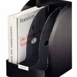 Leitz Plus Jumbo Porte-revues Largeur 210 mm - Noir de la marque Leitz image 3 produit
