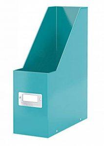 Leitz Porte-revues, A4, couleur bleu glacé, Click & Store, 60470051 de la marque Leitz image 0 produit