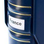 Leuchtturm 302901capuchon Anneaux Grande Signum, design classique, inscription, Ventan P. C. Magazine prote, Bleu de la marque Leuchtturm1917 image 1 produit