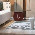 LIRA: porte-revues en cuir couleur Blanc, porte journaux, sac de rangement, range-revues, Made in Italy by Limac Design. de la marque Gavemo image 1 produit