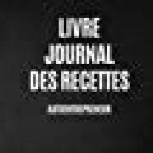 Livre Journal des Recettes AutoEntrepreneur de la marque AL Notebooks image 0 produit
