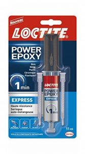 Loctite Colle forte - Power Epoxy Express - Seringue de 11 ml - Transparent de la marque Loctite image 0 produit