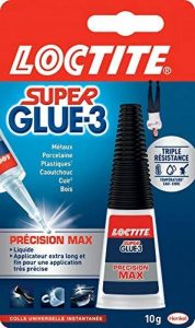 Loctite Colle forte/Super Glue 3 - Précision Max - 10 g de la marque Loctite image 0 produit