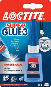 Loctite Colle forte/Super Glue 3 - Professional - 20 g de la marque Loctite image 0 produit