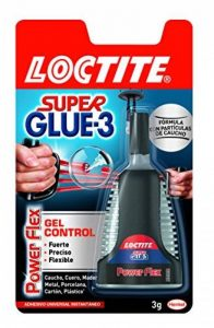 Loctite Super Glue-3 Power Flex Control Colle multi-support 3g de la marque Loctite image 0 produit