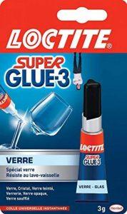Loctite Super Glue-3 Spécial Verre 3 g de la marque Loctite image 0 produit