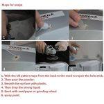 lzndeal Colle Industrielle Extra Forte avec Granulés Kit de Colle Adhésive en Poudre Forte Set 7 Secondes Quick Fixing Speedy Fix Repair Set de la marque lzndeal image 4 produit