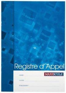 Majuscule-registre D' Appel Journalier Non Decoupe [Fournitures de bureau] de la marque Majuscule image 0 produit