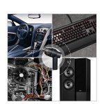Mini Aspirateur Sans Fils Rechargeable pour Clavier Keyboard Ordinateur Souris MECO Kit de Nettoyage à Brosse de Poussière de Clavier d'Ordinateur de la marque MECO image 2 produit