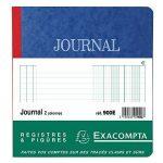 modèle journal comptable TOP 7 image 1 produit