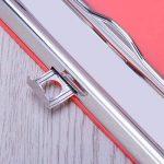 NUOLUX Porte-Bloc avec Rabat Planchettes à pince porte-Bloc Pour Bloc Feuilles A4 - 5 Pièces de la marque NUOLUX image 4 produit