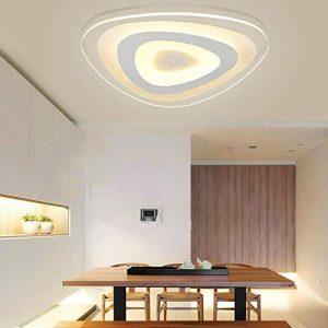 OOFAY TAPS Chambre Plafonnier Luminaires LED Ultra-Minces De Télécommande Gradation Stepless Gradation de la marque OOFAY TAPS image 0 produit