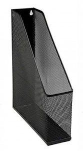 Osco Porte-revues Mesh en métal Noir de la marque Osco image 0 produit