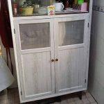 Papier adhésif aspect bois pour comptoir, cuisine, armoires, mur, table, porte, bureau (gris, largeur de 45cm sur une longueur de 10m) de la marque F&U image 2 produit