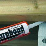 Parasilico 0400001N716463 Parabond 600 Mastic colle MS polymère 290 ml Blanc de la marque Parasilico image 3 produit